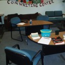 "The ""old"" writing center"