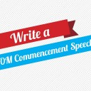 Write a commencement speech!