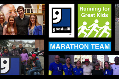 PRLab Spreads Goodwill with Boston Marathon Team