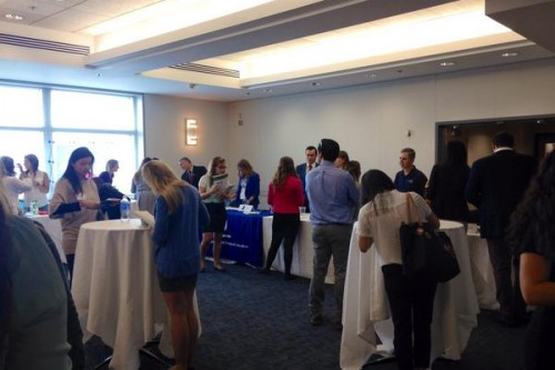Robots, Dancing and Networking at PR Lab's Client Fair