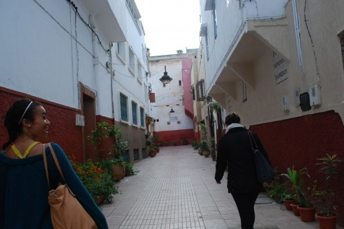 An American in Morocco: Thoughts on Language Hierarchy