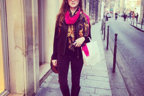 Fashion PR Student and Karmaloop Intern Emma Marshall