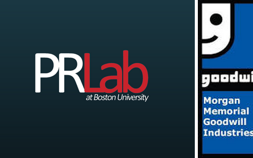 PRLab Runs the Boston Marathon…Kind of