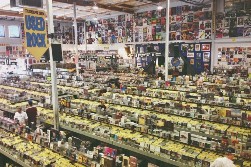 The Music Wonderland Called Amoeba