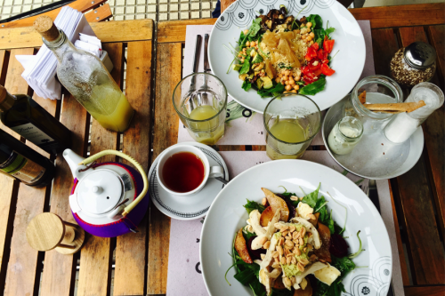How on Earth to Maintain a Healthy Lifestyle Abroad (and still eat great food)