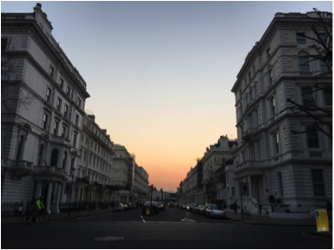 A Day in the Life of a BU London Intern