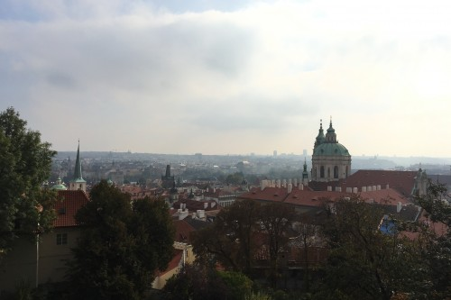 A Week in Central Europe