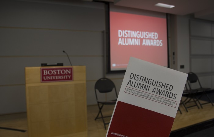 COM Graduates Shine At Distinguished Alumni Awards