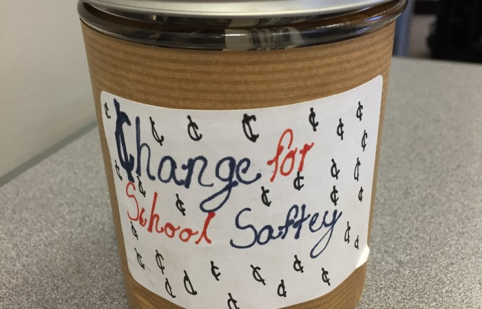 """PRLab and AdLab collaborate to make a """"Change For School Safety"""""""